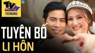 SHOCK - Ngọc Lan chính thức thừa nhận ly hôn với Thanh Bình