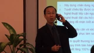 Francis Hùng - Tuyệt chiêu sử dụng điện thoại của người bán hàng