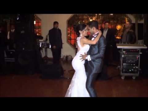 Baile de novios original. Coreografia Propuesta Indecente (Romeo). Boda Daniela y Eduardo