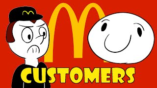 McDonald's Customers