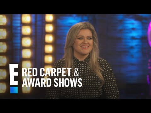 Kelly Clarkson Fears Having a John-Travolta Moment at 2018 BBMAs | E! Live from the Red Carpet