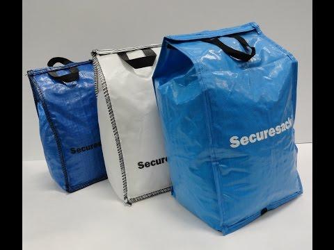 SECURESACK - Kerbside Collection Sacks