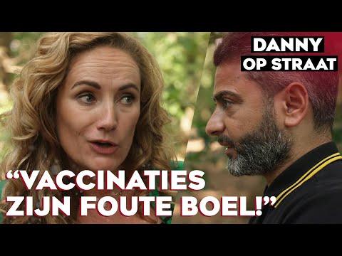 Waarom zijn VACCINATIEWEIGERAARS tegen een mogelijk corona-vaccin? | DANNY OP STRAAT #17