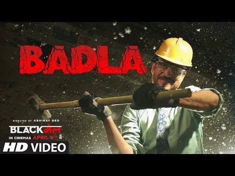 Badla Video Song - Blackमेल - Irrfan Khan - Amit Trivedi - DIVINE - Amitabh B