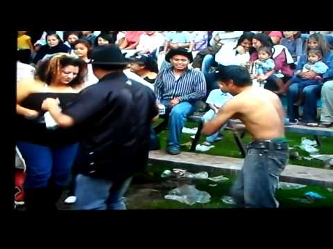 bailando la Guadana  en irapeo michocn