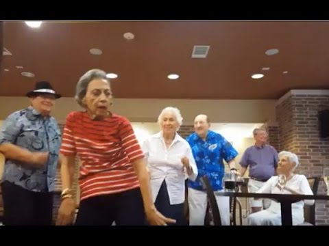 Can't Stop the Feeling - Adante Senior Living in San Antonio
