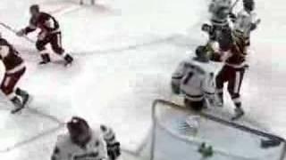 Beanpot Final 2007 overtime goal