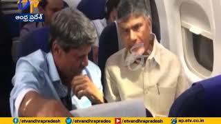 Kapil Dev Meets Chandrababu..