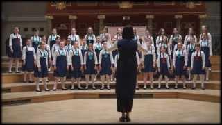 Koncert galowy Jubileuszowe SKOWRONKI – Kusimama – performed by Choir Skowroneczki