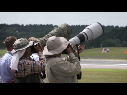 Airbus Defence and Space at Farnborough air show 2016