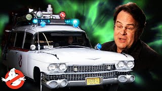 Ecto 1 Featurette: Resurrecting the Classic Car | GHOSTBUSTERS