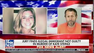 OUTRAGE: San Francisco Jury Reaches 'Not Guilty' Verdict in Kate Steinle Trial