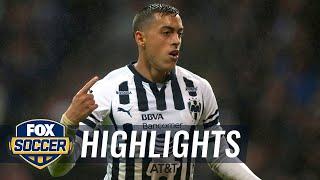 Monterrey vs. America | 2018-19 Liga MX Highlights