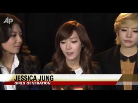 [SNSD] Jessica english compilation