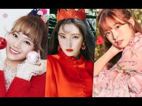 [TOP 100] 2018 January Brand Reputation Rankings For Individual Girl Group Members Revealed