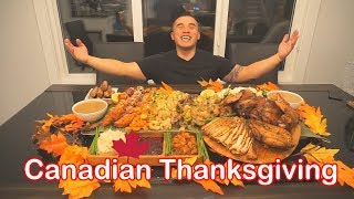 CANADIAN THANKSGIVING | Old Time Friends Edition