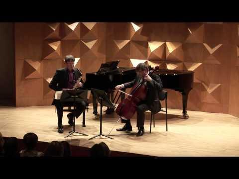 Valerius Ensemble speelt Alphonse Stallaert: Bestiaire (Deel 5)
