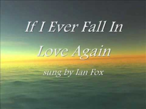 Will I Ever Fall In Love Again? 1