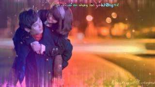 [HD + Kara]♫ I Don' t Want - Gửi Cho Anh Part 2 - Khởi My