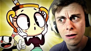 So Cuphead... THIS is the NEW MS CHALICE? |  Cuphead: The Delicious Last Course DLC Trailer Reaction