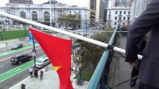 Chống Cộng ở San Francisco  Diễn Hề