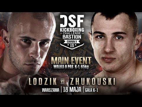"""Jan Lodzik przed DSF Challenge 15: """"Chcę sprawić Zhukovsky'emu ból krok po kroku."""""""