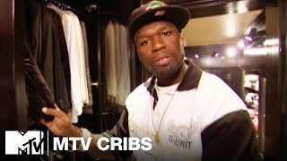 50 Cent's Massive Mansion ft. Lloyd Banks & Tony Yayo | MTV Cribs