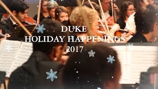 Campus Holiday Happenings video