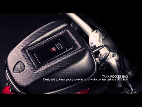 Urban Sport touring experience with Ducati Multistrada