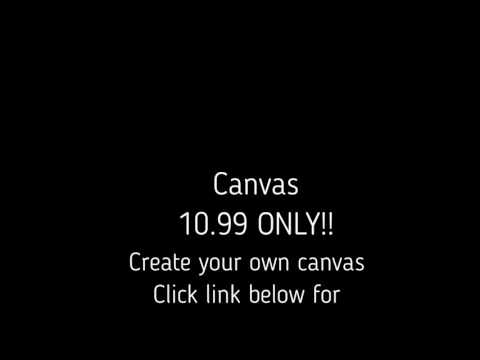Canvas Prints Cheap