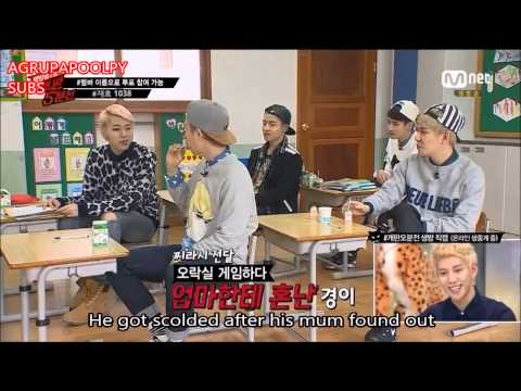 (ENG SUB) Block B 5 Minutes Before Chaos Episode 5 part 2/5