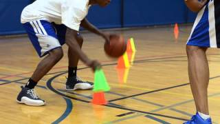 Kevin Whitted Basketball (NBA preseason workouts) 2014