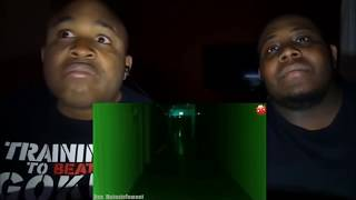 TRY NOT TO GET SCARED CHALLENGE in the dark With Dr J And The Women