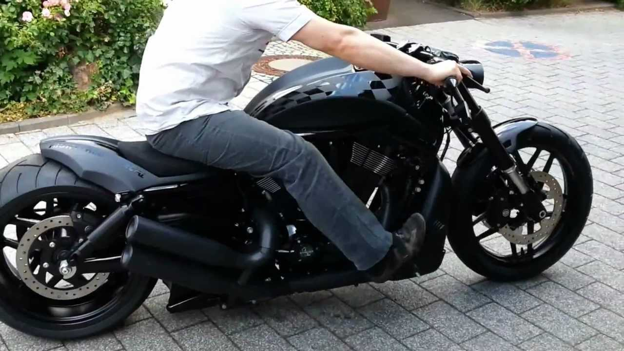 Harley Davidson Night Rod: Harley Davidson Night Rod Special VRSCDX 2012, 280er