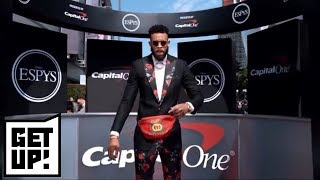 Get Up! breaks down the top 10 ESPYS fashion choices | Get Up! | ESPN