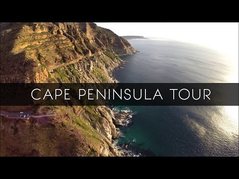Cape Town Photo Tours -  Chase The Sun Peninsula Tour