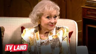 No One Is Safe When Betty White Is Around (Compilation) | Hot In Cleveland