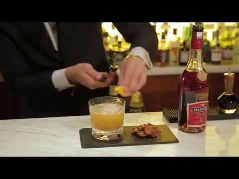 Best Bartender cocktail at Premiere Bar by Carlo Rey San Miguel