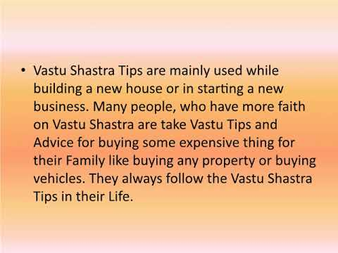 Vastu Shastra Tips Given in Vastu Shastra Videos in Different Languages for All People