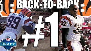 The Bengals Back-to-Back First Overall Picks Did Not Go as Planned | NFL Draft Story
