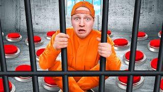 100 PRISON Buttons But Only 1 let you ESCAPE!