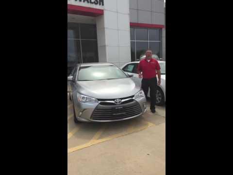 Todd Salazar going through Toyota's newest deals