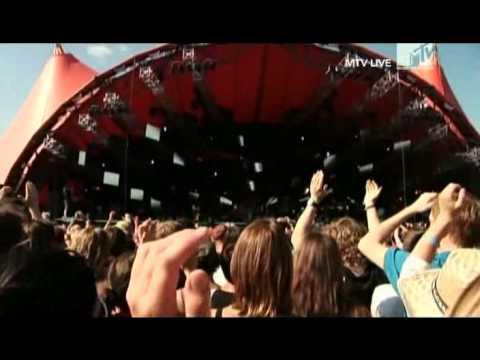 Gnarls Barkley   Going On Live Roskilde 2008