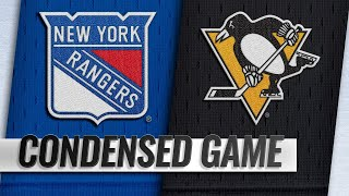 04/06/19 Condensed Game: Rangers @ Penguins