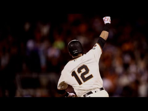 Joe Panik SF Giants Highlights