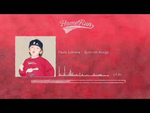 Paulo Londra - Querido Amigo (Official Audio)