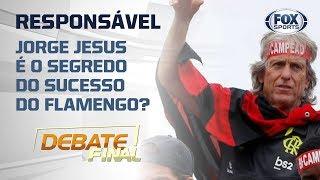 Jorge Jesus é o segredo do sucesso do Flamengo?