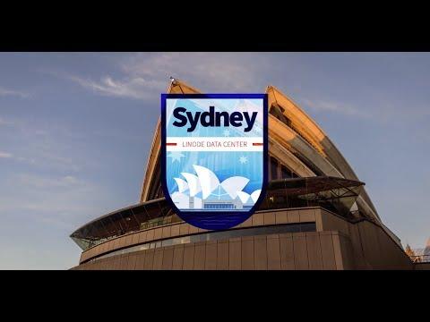 Linode Sydney Data Center