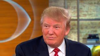 Donald Trump on N.H. victory, North Korea threat