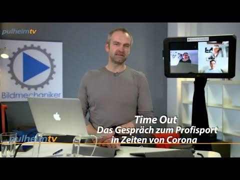Time Out Das Gespräch zum Profisport in Zeiten von Corona